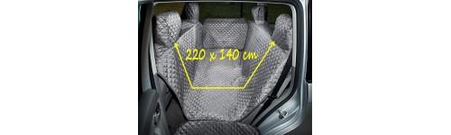 Pokrowiec samochodowy w rozmiarze 220x140 cm