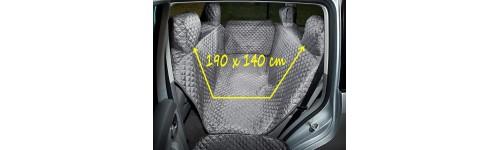 Pokrowiec samochodowy w rozmiarze 190x140 cm