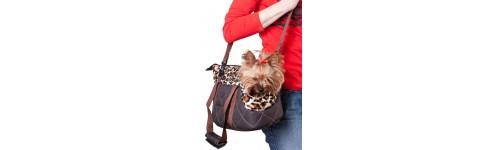 Torby transportowe dla małych zwierząt, psa, kota